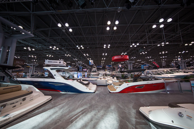 !! CANCELED !! New York Boat Show 2021