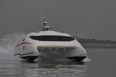 A new generation of fast power boats